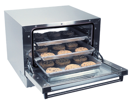 Commercial Grade Countertop Convection Oven : ... , and MORE ! - BroilKing Pro Stainless Countertop Convection Oven